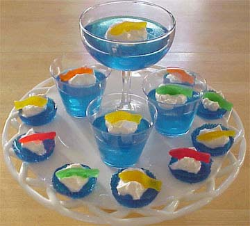 JELLO MOLDS
